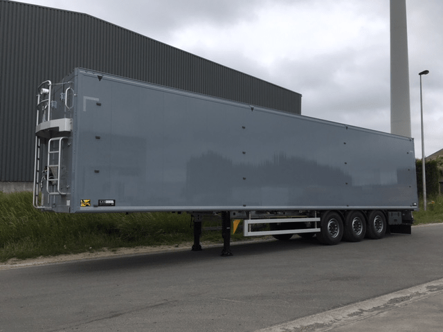 Kraker Walking Floor Trailer
